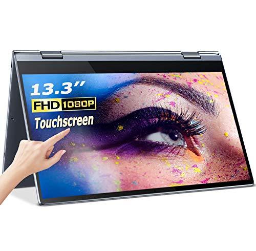 """Ecran portable tactile 13.3"""" Eviciv MDS-133G01 - Full HD, HDR, Type-C avec claver QWERTY & batterie (vendeur tiers)"""