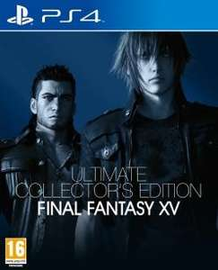 Final fantasy XV édition Collector PS4 / ONE