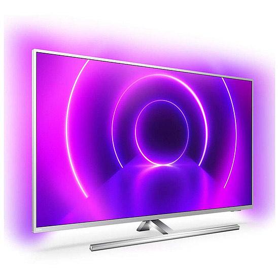 "TV 43"" Philips 43PUS8555 - 4K UHD, HDR 10+, Ambilight (Vendeur tiers)"