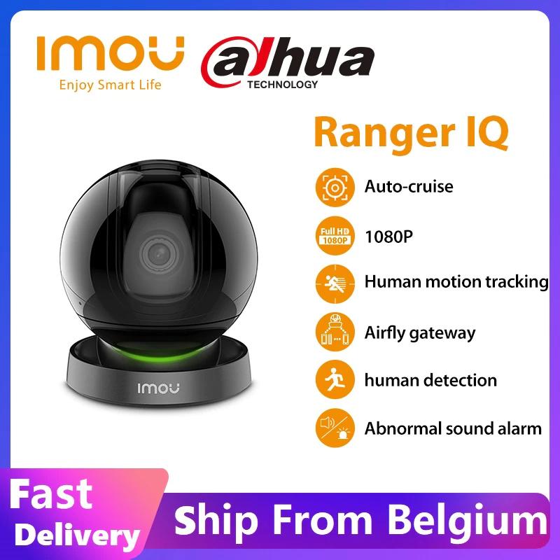 Caméra de sécurité intérieur Imou Ranger IQ - Détection des mouvements + suivi (Via coupon vendeur - Entrepôt Belgique)