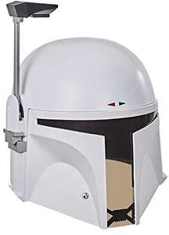 Casque électronique Hasbro Star Wars Black Series - Proto Fett (E94995L0)