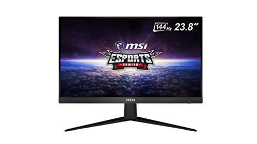 "Écran PC 24"" MSI Optix G241 - Full HD, Dalle IPS, 144 Hz, 1 ms, FreeSync"
