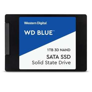 "Disque SSD Interne 2.5"" WD Blue (3D NAND) - 1 To"