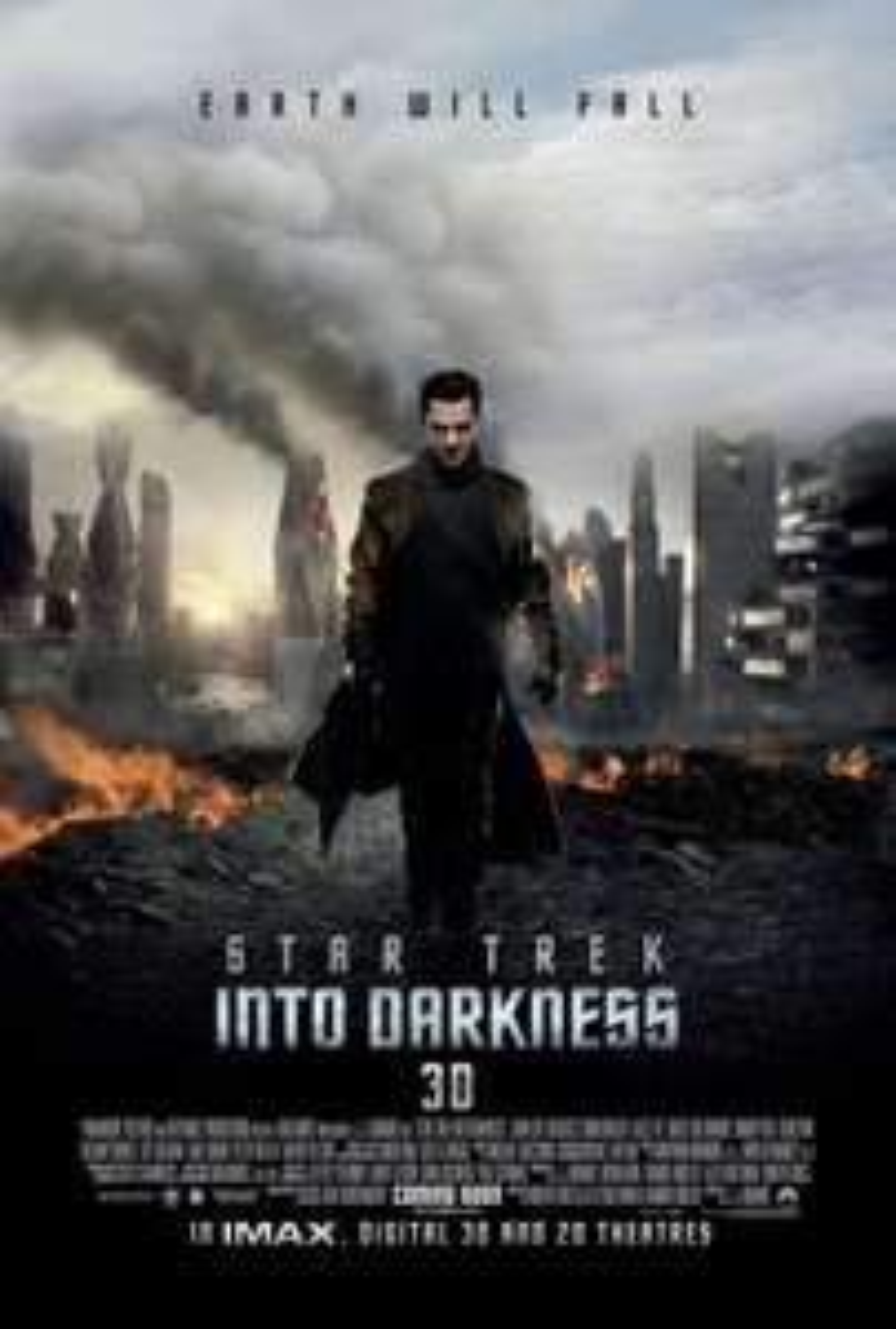 [Cinéma] Place gratuite en Avant première à Paris pour Star Trek Into Darkness