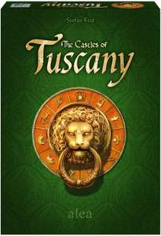 Jeu de Société The Castles of Tuscany