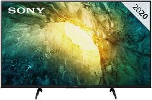 "Tv 65"" SONY KD-65X7056 - 4K UHD, HDR , Smart TV (Frontaliers Luxembourg)"