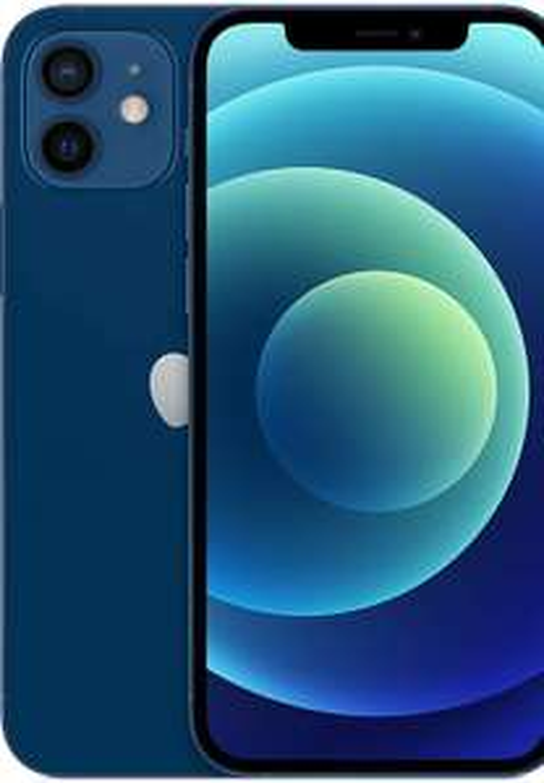 "Smartphone 6.1"" Apple iPhone 12 - 64 Go, Bleu"