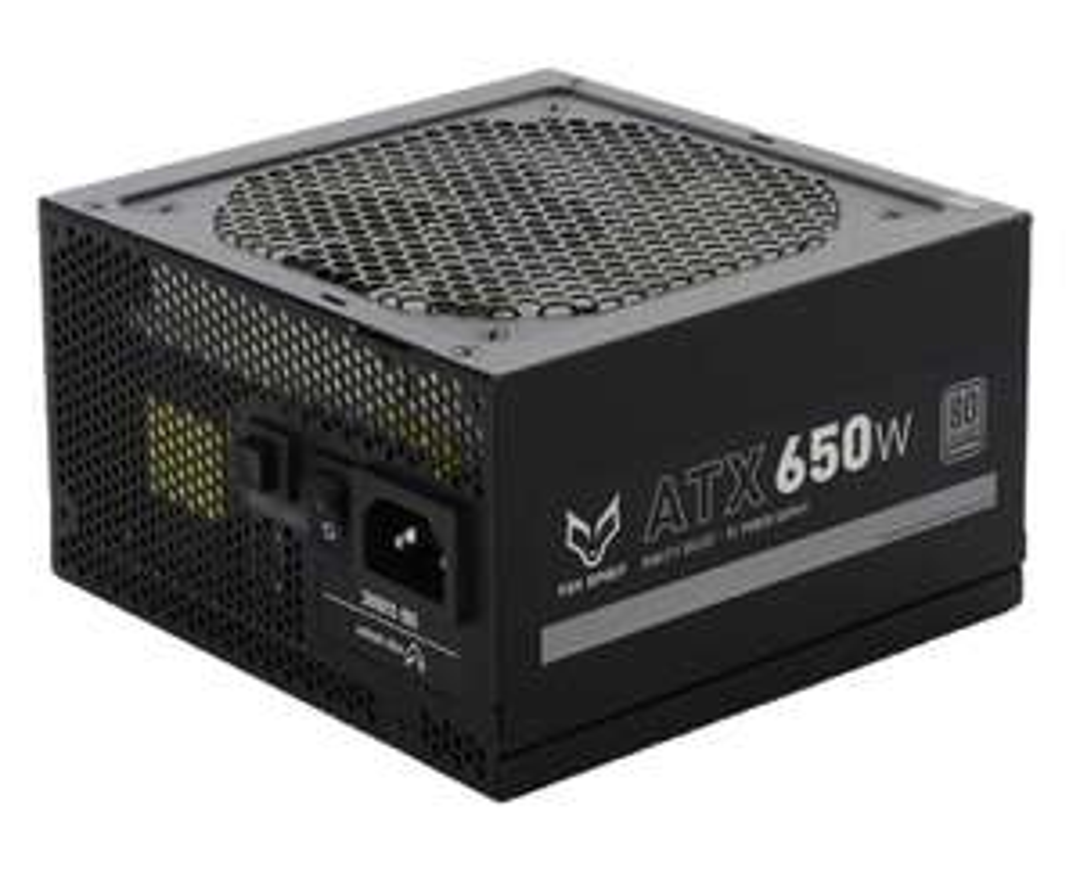 Alimentation full modulaire Fox Spirit GT-650P - 650W, 80+ Platinum