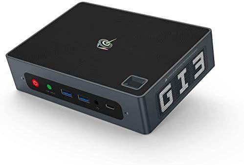 Mini PC Beelink - i3-1005G1 (jusqu'à 3,8 GHz), 16 Go RAM DDR4, 512 Go SSD, WiFi 6, BT 5.0, Windows 10 Pro (vendeur tiers)