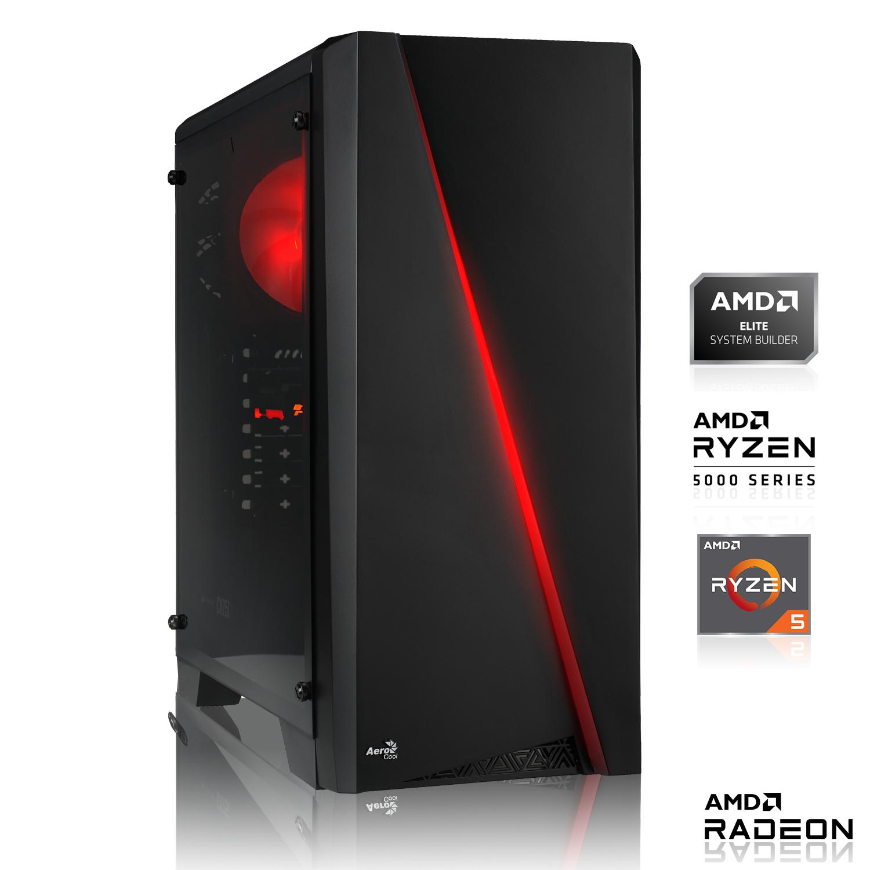 PC AMD Ryzen 5 3600 6x3.60GHz, 16Go de Ram DDR4, RX 6700 XT, 240Go SSD + 1To HDD