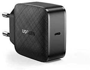 Chargeur UGreen GaN (65W) - Type-C, Power Delivery 3.0 & Quick Charge 4.0/3.0