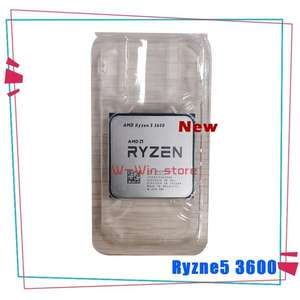 Processeur AMD Ryzen 5 3600 - 3.6 GHz, Mode Turbo à 4.2 GHz (129.16€ via FRPA32812)