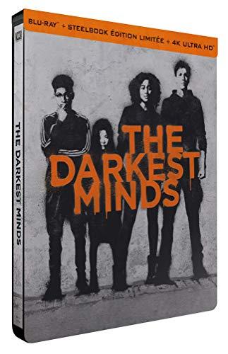 Blu-ray 4K UHD The Darkest Minds : Rébellion - avec steelbook + Blu-ray (vendeur tiers)