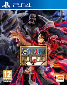 One Piece Pirate Warriors 4 sur PS4