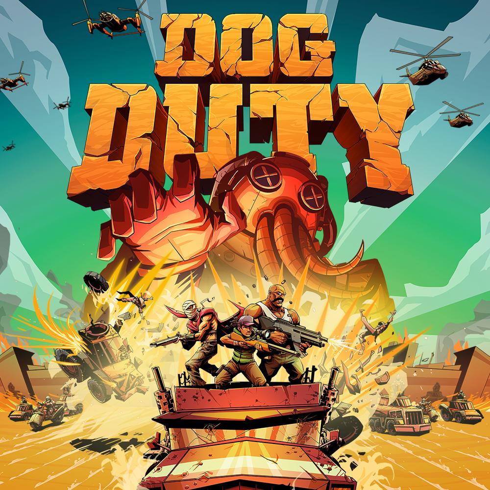 Jeu Dog Duty sur Nintendo Switch (Dématérialisé)