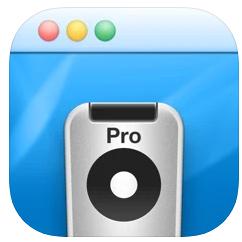 Application Telecommande pour Mac/PC Pro gratuite sur iOS & Apple Watch