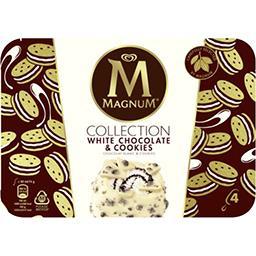 Boite de 4 bâtonnets de glace Magnum Collection - 360 ml (plusieurs parfums) - Mulhouse (68)