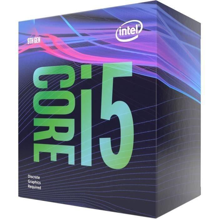 Processeur Intel I5-9400F socket 1151