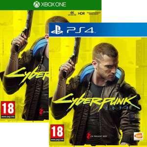 CyberPunk 2077 sur PS4 & Xbox One