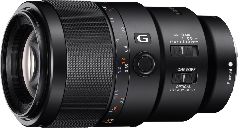 Objectif photo Sony FE 90mm f2.8 Macro G OSS (monture Sony E) - ProvencePhotoVideo.com