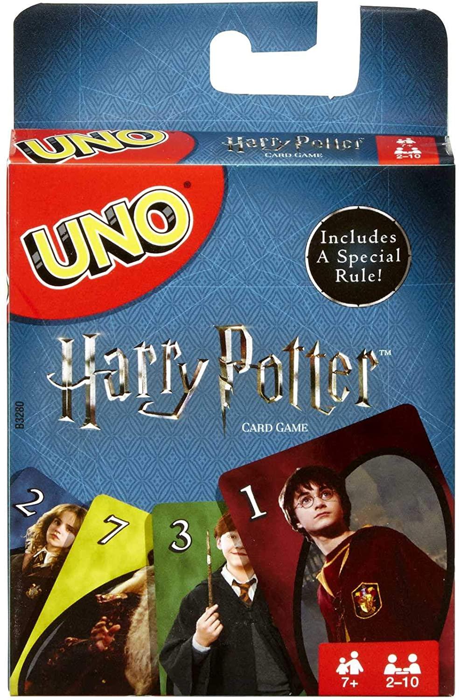 Jeu de société UNO Harry Potter (Via coupon)