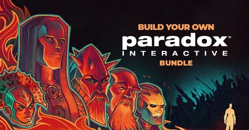 Paradox Interactive Bundle : 3 jeux parmi une sélection sur PC pour 9.99€, 4 pour 12.99€ ou 5 jeux pour 14.99€ (Dématérialisé, Steam)