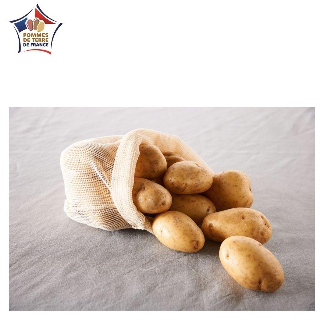 Filet de 10 kg de pommes de terre - Catégorie 1, Origine France