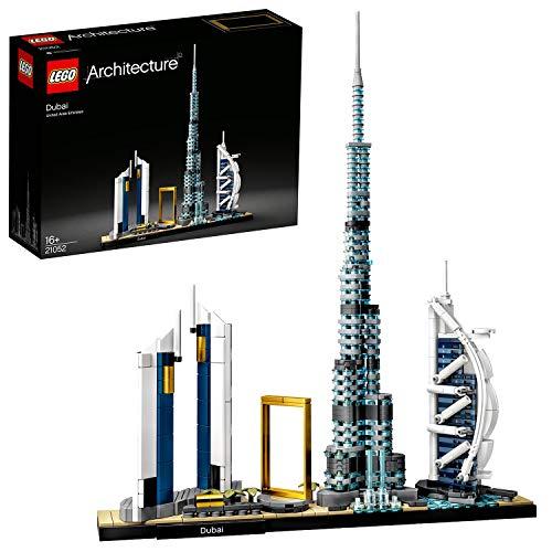 Jeu de construction Lego Architecture - Dubai Skyline Collection (21052)