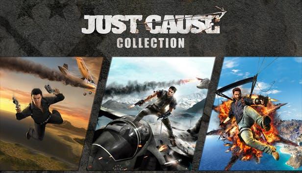 Just Cause Collection sur PC (Dématérialisé - Steam)