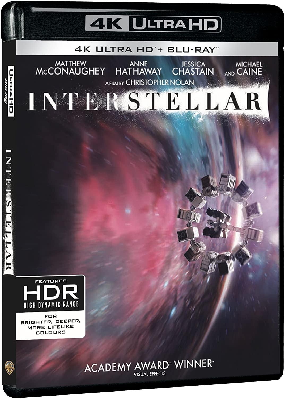 2 Blu-ray 4k achetés = le 3ème offert (parmi une sélection) - Ex : Interstellar, Ready Player One et Matrix