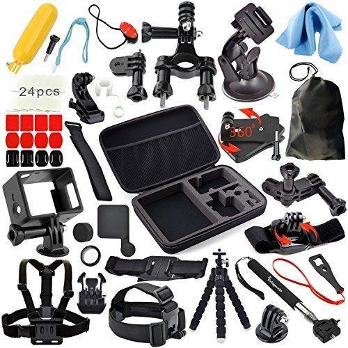 Kit de 41 accessoires pour GoPro
