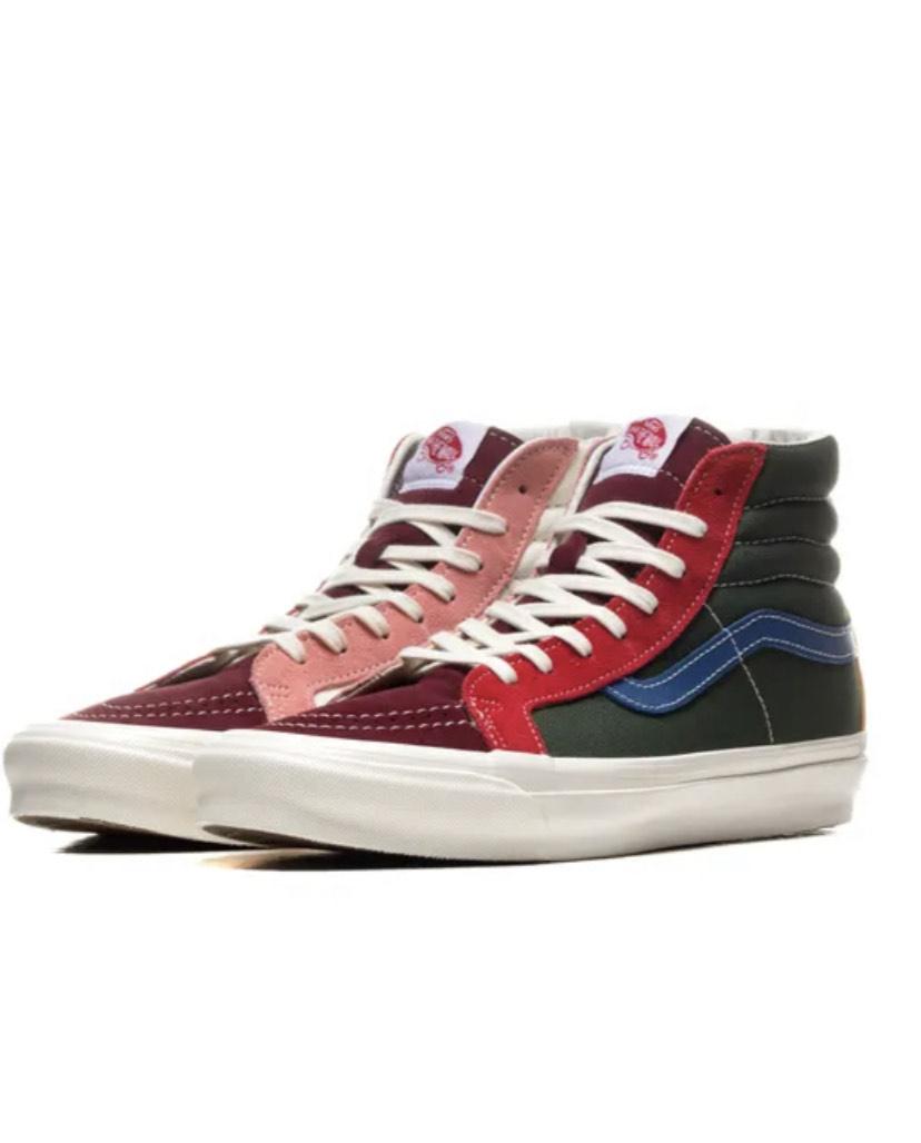 Chaussures Vans UA OG SK8-HI LX - Tailles au choix