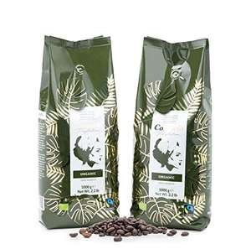 Lot de 2 paquet de café en grains Consuelo - 2 x 1 kg