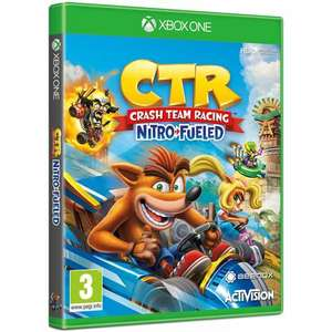 Crash Team Racing Nitro Fueled sur Xbox One