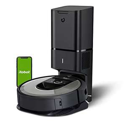Aspirateur robot connecté iRobot Roomba i7 Plus (i7556)