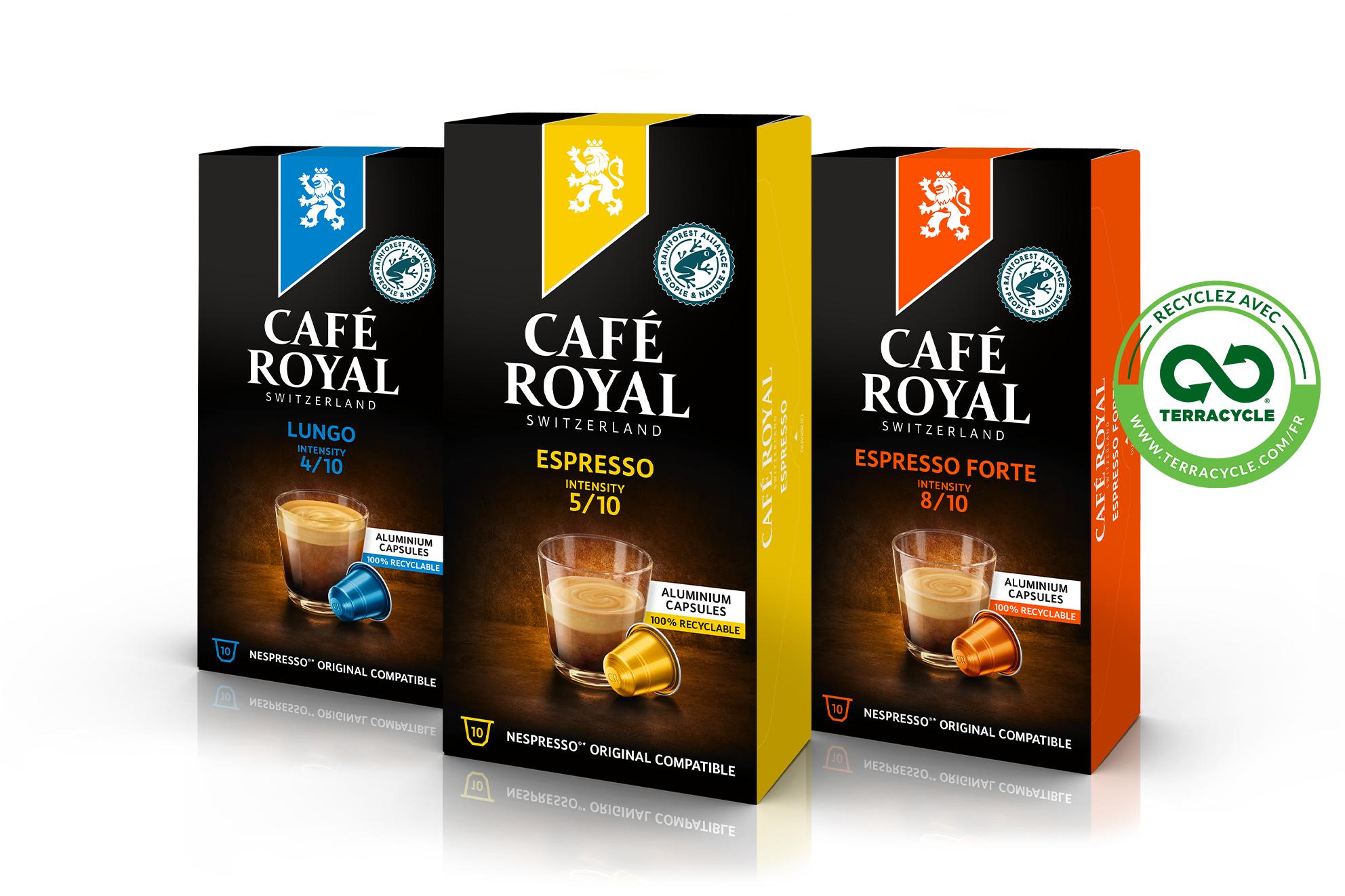 33% de réduction sur le café compatible Nespresso