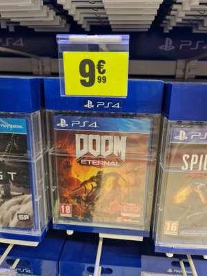 Doom Eternal sur PS4 ou Xbox One - Cognac (16)