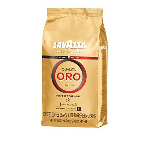 Sachet de café en grains Lavazza Qualità Oro Intensité n°5 - 1 kg