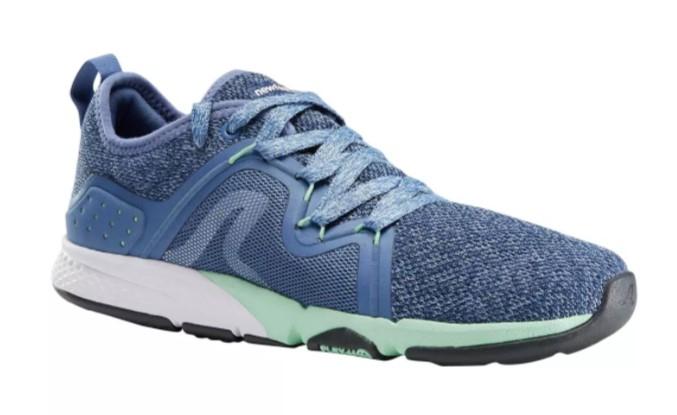 Chaussures de marche sportive Femme Newfeel PW 540 Flex-H+ - Bleu (Taille 36)