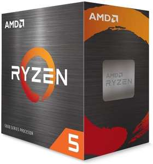 Processeur AMD Ryzen 5 5600X 4.6 GHz - Socket AM4 (Frontaliers Belgique)