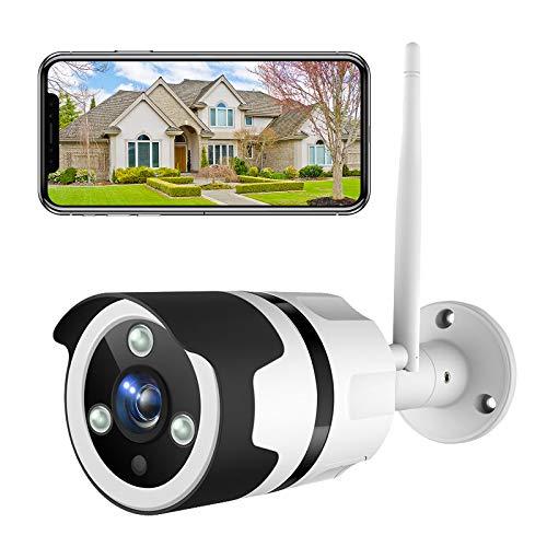 Caméra de surveillance extérieure Netvue - Vision Nocturne, Audio Bidirectionnel, Détection de Mouvement (vendeur tiers)