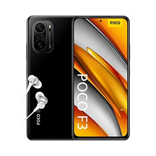"[Précommande] Smartphone 6,67"" POCO F3 5G - Full HD+ 120 Hz, SnapDragon 870, 8 Go RAM, 256 Go"