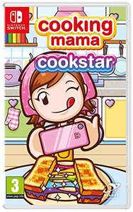 Cooking Mama Cookstar sur Switch