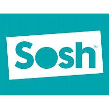 [Nouveau clients] Forfait mensuel Sosh appels/SMS/MMS illimités + 40Go DATA & 8Go en EU/DOM (Sans condition de durée - Sans engagement)