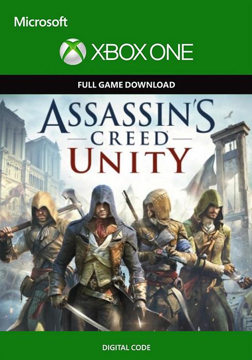 Assassin's Creed Unity sur Xbox (Dématérialisé)