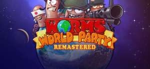Worms World Party Remastered sur PC (Dématérialisé - DRM-Free)