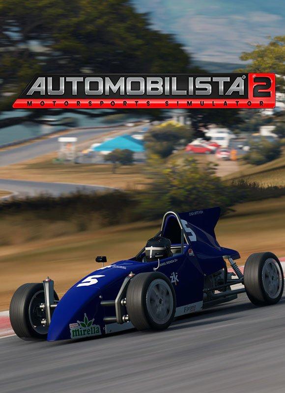 Automobilista 2 sur PC (Dématérialisé - Steam)