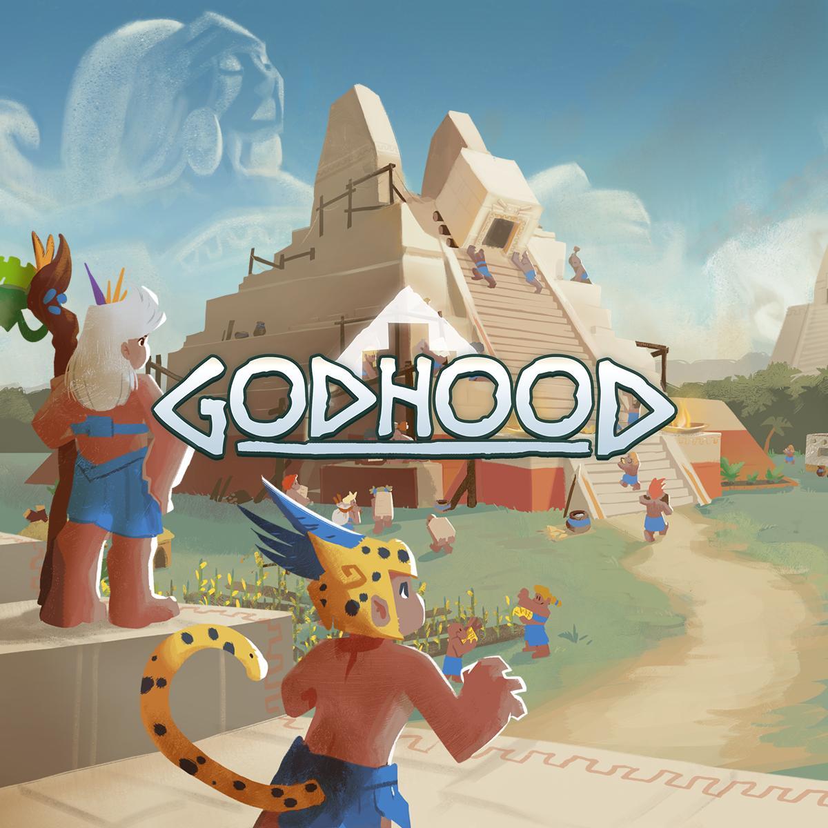 Godhood sur PC (Dématérialisé - Steam)