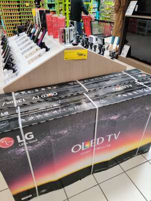 """TV 55"""" LG OLED 55EG9A7 - Conches en Ouche (27)"""