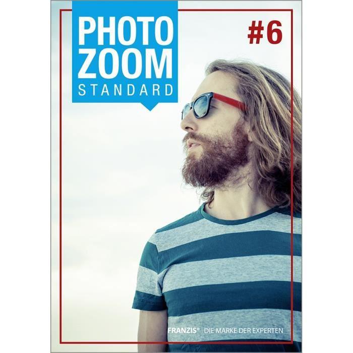 Logiciel PhotoZoom 6 gratuit sur PC & Mac (dématérialisé)